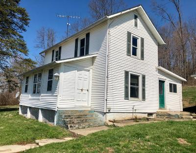 Newark Single Family Home For Sale: 18523 Johnson Road SE
