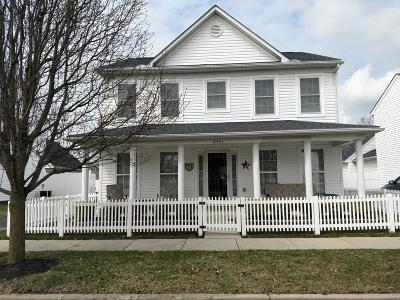 Grove City Single Family Home For Sale: 2353 Burson Street