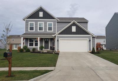 Ashton Crossing Single Family Home For Sale: 16 Burroughs Drive