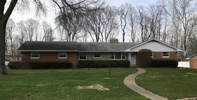 Lancaster Single Family Home For Sale: 1655 Pleasantview Drive