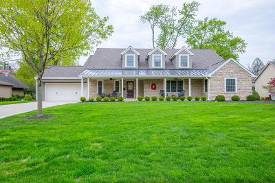 Upper Arlington Single Family Home For Sale: 2628 Dorset Road