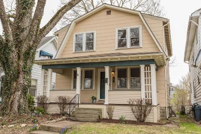 Clintonville Single Family Home For Sale: 187 W Lakeview Avenue