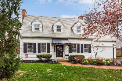 Columbus Single Family Home For Sale: 1717 Waltham Road