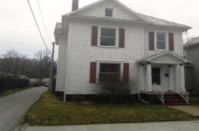 Lancaster OH Single Family Home For Sale: $90,000