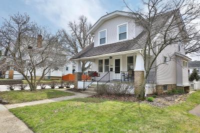 Clintonville Single Family Home For Sale: 185 E Kelso Road