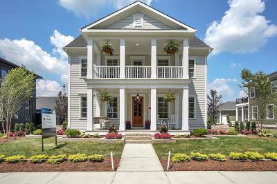 Lewis Center Single Family Home For Sale: 5688 Evans Farm Drive