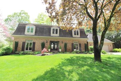 columbus Single Family Home For Sale: 889 Bluffview Drive