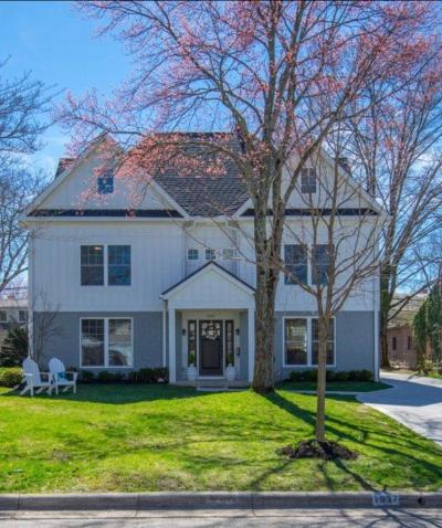 Columbus Single Family Home For Sale: 1937 Tewksbury Road