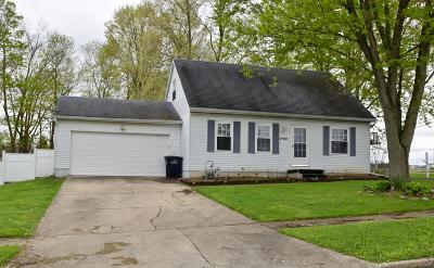 Lancaster Single Family Home For Sale: 2700 Wittenberg Drive