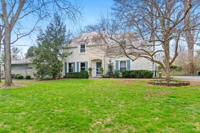 Columbus Single Family Home For Sale: 421 Brookside Drive