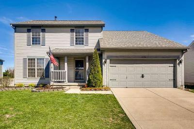 Blacklick Single Family Home For Sale: 8106 Tuscany Road