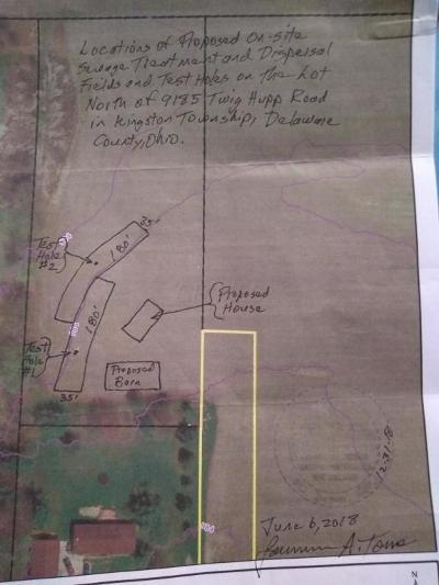 Sunbury Residential Lots & Land For Sale: Twigg-Hupp Road