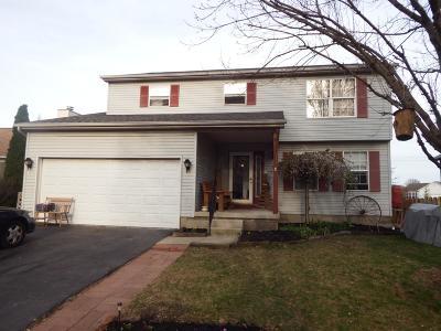 Groveport Single Family Home For Sale: 5340 Princeton Lane