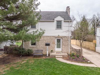 Columbus Single Family Home For Sale: 1066 Chelsea Avenue