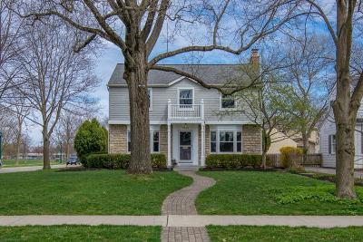 Upper Arlington Single Family Home For Sale: 2752 Coventry Road