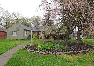 Clintonville Single Family Home For Sale: 566 E Beaumont Road