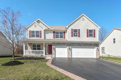 Single Family Home Sold: 5871 Platinum Drive