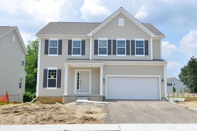 Columbus Single Family Home For Sale: 4927 Black Sycamore Drive #Lot 26