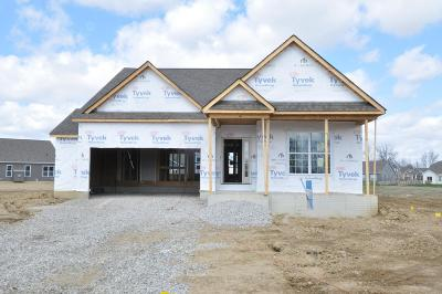 Powell Single Family Home For Sale: 4328 Quail Landing #Lot 7185