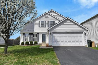 Reynoldsburg Single Family Home Sold: 7148 Haswell Drive