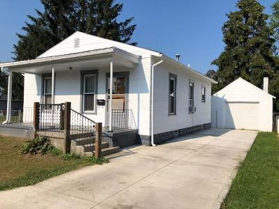 Chillicothe OH Single Family Home For Sale: $63,900