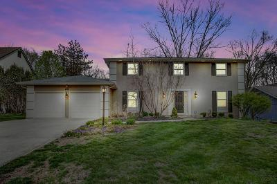 columbus Single Family Home For Sale: 1088 Blind Brook Drive