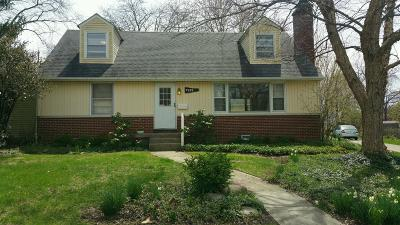 Reynoldsburg Single Family Home For Sale: 7619 Dalglen Drive