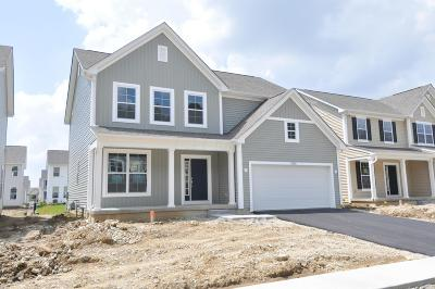 Single Family Home For Sale: 6783 Brooklyn Heights Road #Lot 71