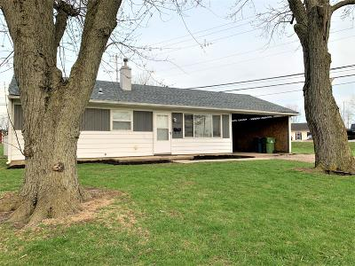 Union County Single Family Home For Sale: 105 Buerger Street