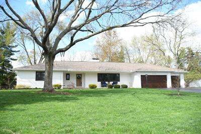 Upper Arlington Single Family Home For Sale: 3734 Rushmore Drive