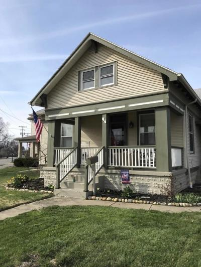 Canal Winchester Single Family Home For Sale: 94 W Waterloo Street