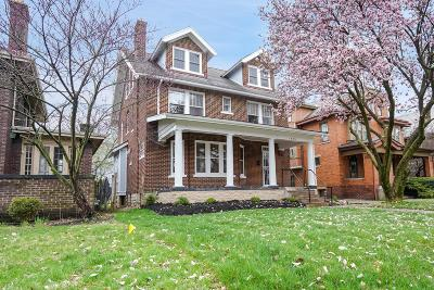 columbus Single Family Home For Sale: 1803 Bryden Road