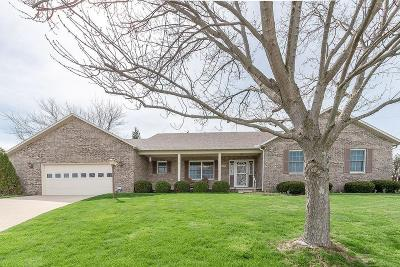 Lancaster Single Family Home For Sale: 2325 Rose Way