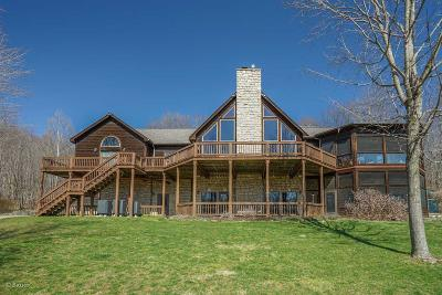 Jackson County Single Family Home For Sale: 1815 Kessinger School Road