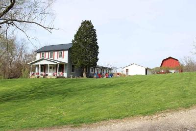 Circleville Single Family Home For Sale: 21223 Winstead Road