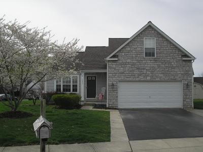 Groveport Single Family Home For Sale: 4846 Founders Drive