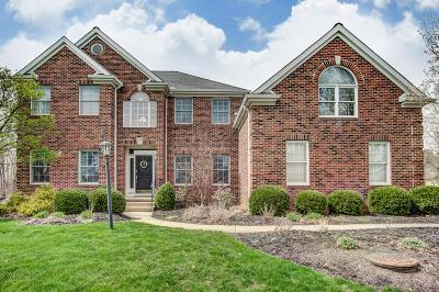 Westerville Single Family Home For Sale: 5667 Ridgewood Avenue
