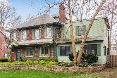 Bexley Single Family Home Sold: 2417 Brentwood Road