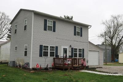 Mount Vernon OH Single Family Home For Sale: $99,900