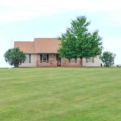 Fredericktown Single Family Home For Sale: 20961 Gilmore Road