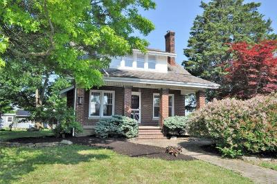 Canal Winchester Single Family Home For Sale: 266 N High Street
