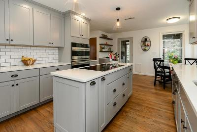 Single Family Home For Sale: 2420 Cambria Mill Road