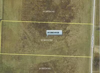Lancaster Residential Lots & Land For Sale: Ginder Road NW #Tract 2