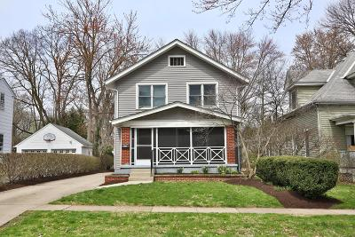 Worthington Single Family Home For Sale: 100 E New England Avenue