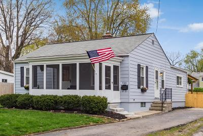 Bexley Single Family Home Sold: 946 College Avenue