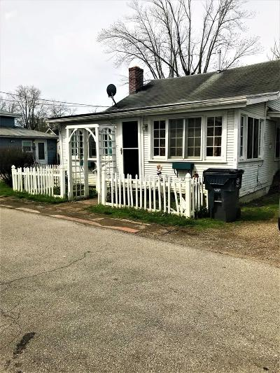 Single Family Home For Sale: 27 Cliff Street