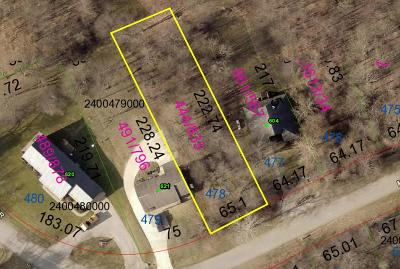 Howard Residential Lots & Land For Sale: 608 McIntosh Drive
