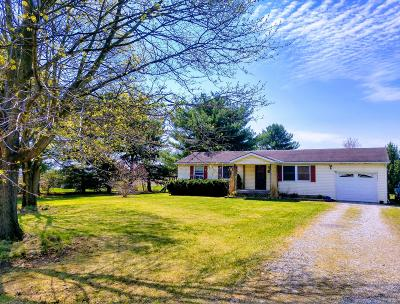 Cardington Single Family Home For Sale: 2704 Us Highway 42