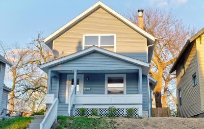 Single Family Home For Sale: 1040 S Champion Avenue