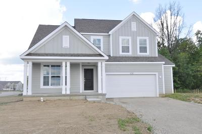 Powell Single Family Home For Sale: 5720 Landgate Drive #Lot 6880